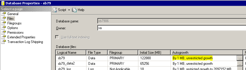 Increase VM Disk and Consolidate SQL Database – Mario Giannini